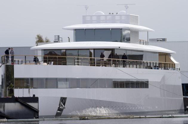 Non paghi? Ti sequestro lo yacht. 1