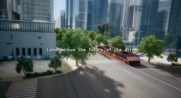 Straddling Bus, l'autobus del futuro è una città in movimento 1