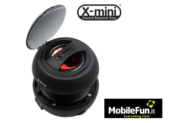 Recensione Mini Altoparlante XMI X-mini 1