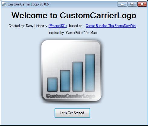 [TUTORIAL - Windows] Come modificare il logo operatore su iOS senza jailbreak! 1