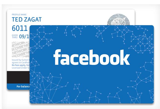 Novità per Facebook: In arrivo la Carta Regalo di Facebook 1