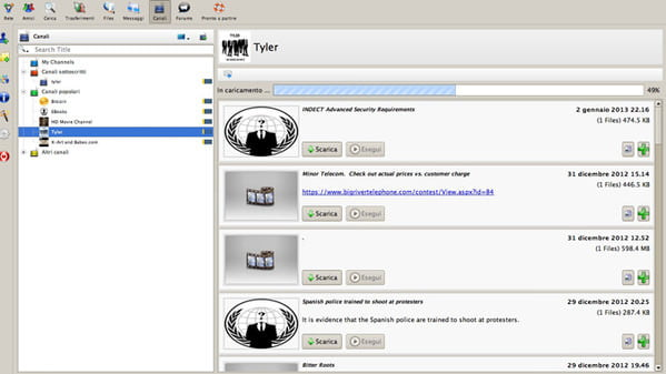 Tyler, un social network del tutto Anonymous 1