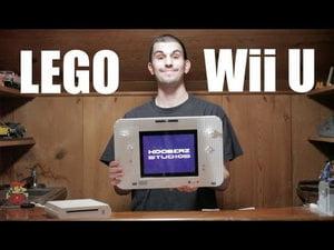 WII U Lego Edition 1