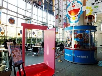 [Curiosità] Doraemon, apre il Secret Gadget Cafe a Tokyo  1