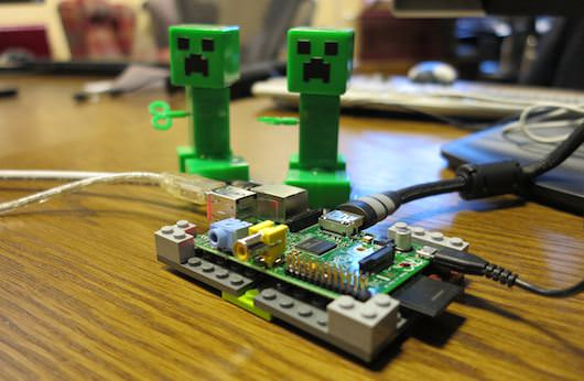 La Mojang rilascia Minecraft per Raspberry Pi 1