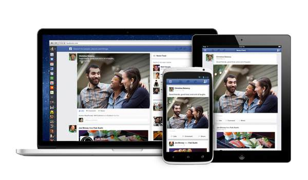 Facebook: nuovo look per 'news feed'  1