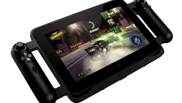 Razer Edge,il primo tablet dedicato al gioco 1