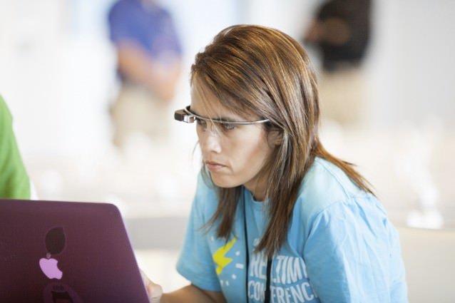 Google Glass vietato durante la guida 1