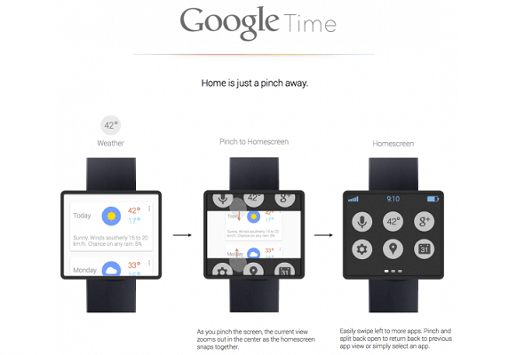 Google: in arrivo lo SmartWatch? 1