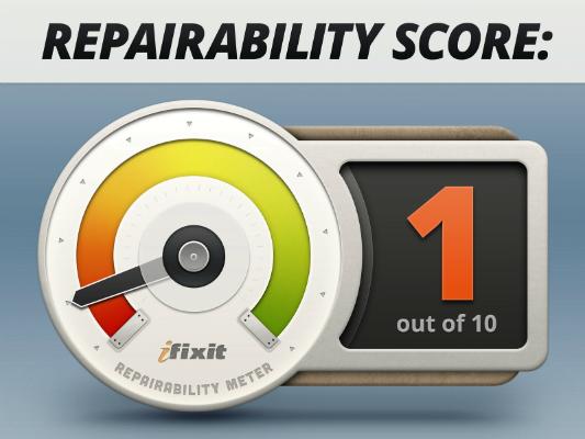 HTC One: secondo iFixit è lo smartphone più difficile da riparare  1