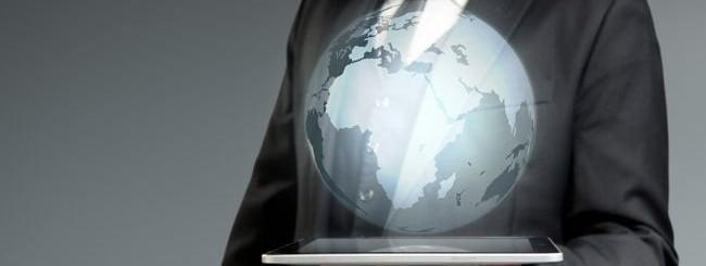 HP:al via lo sviluppo di una tecnologia capace di proiettare ologrammi mediante il display 1