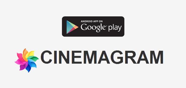 Cinemagram:ora disponibile anche per Android 1