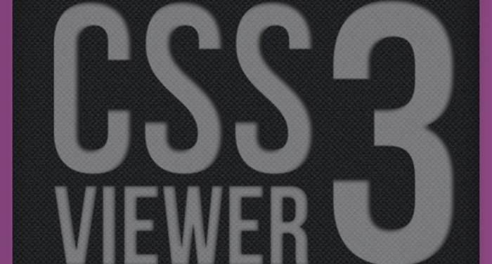 CSS3 Viewer: il CSS3 non è mai stato così facile! 1