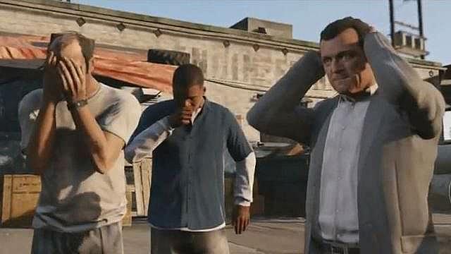 GTA IV - Nuovo trailer  per Michael, Franklin e Trevor 1