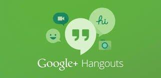 Google Hangouts senza Voice 1