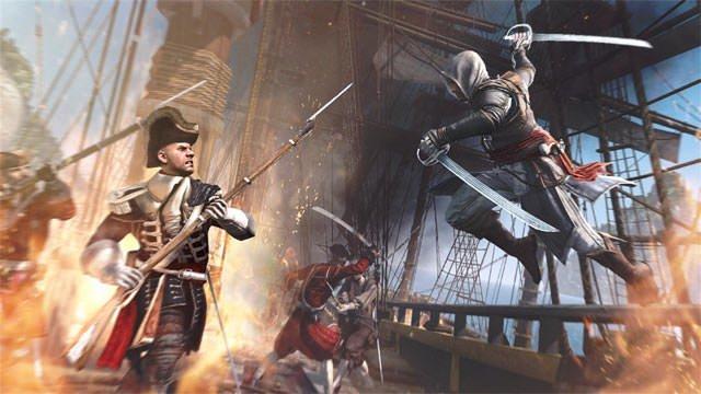 Assassin's Creed IV: le immagini rubate del multiplayer 1