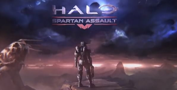 Trailer e gameplay di Halo: Spartan Assault per W8 1