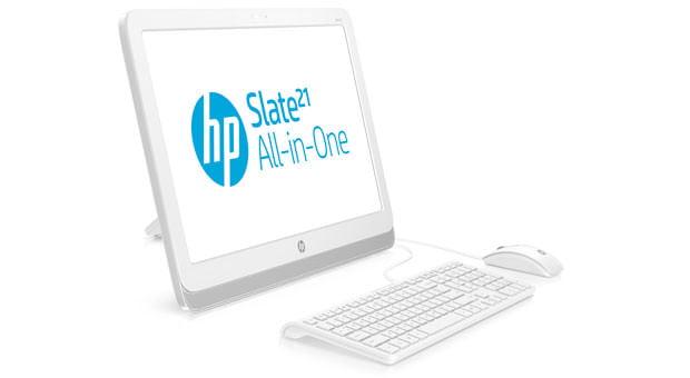 HP annuncia Slate 21 AIO, un tablet Android $ 400 da 21,5 pollici con Tegra 4 1
