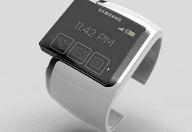 Samsung Galaxy Gear smartwatch all'orizzonte? 1