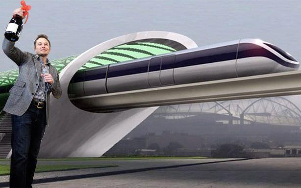 Hyperloop il nuovo mezzo di trasporto da 1200 Km/h 1