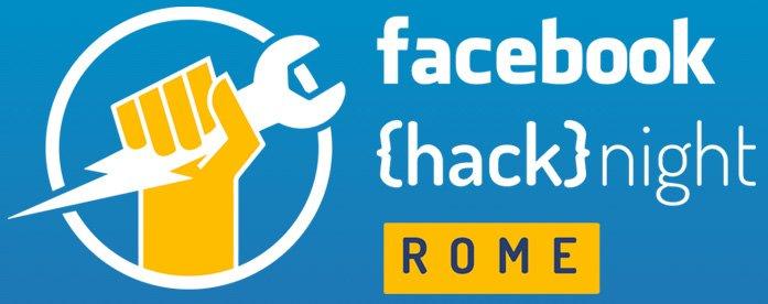 Hack Night Facebook Edition 1