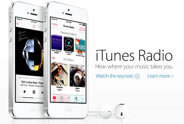 iTunes Radio, siete pronti? 1