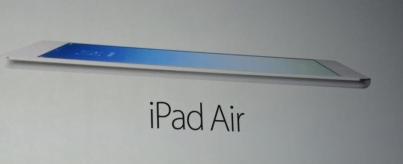 iPad Air: Nuovo gioiellino di Casa Apple 1