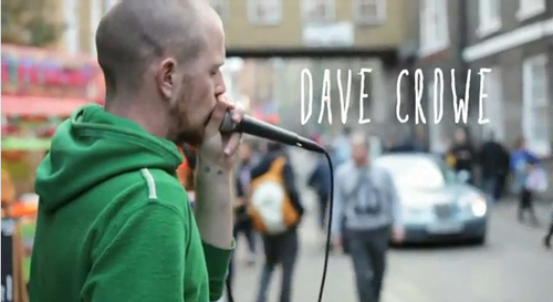 Dave Crowe: la scienza del beatboxing. 1