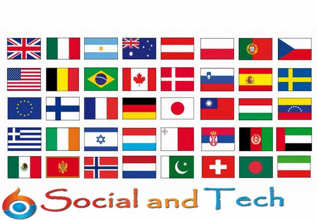SocialandTech multilingua da oggi è realtà! 1
