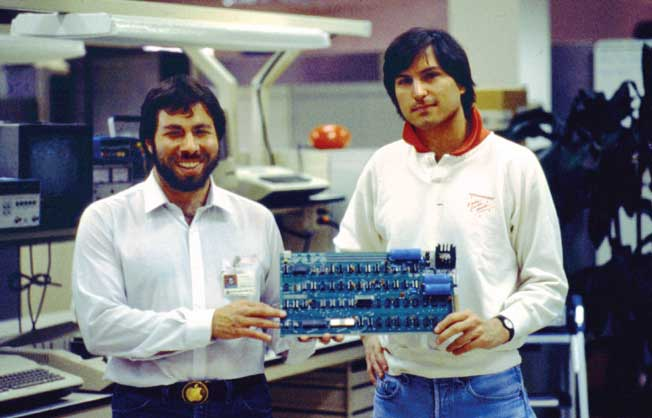 L'intervista a Steve Wozniak 1
