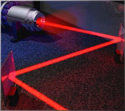 Il futuro dell'illuminazione è il laser 1