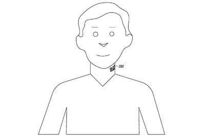 Motorola brevetta il tatuaggio elettronico 1