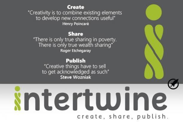 NASCE INTERTWINE: IL PRIMO SOCIAL NETWORK DEDICATO ALLA  CREATIVITÀ CONDIVISA 1