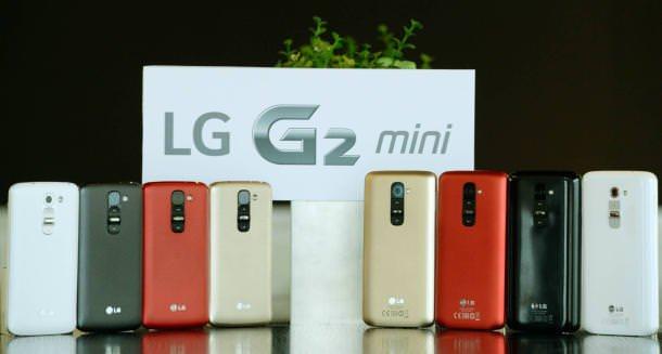 In arrivo il G2 mini di LG 1