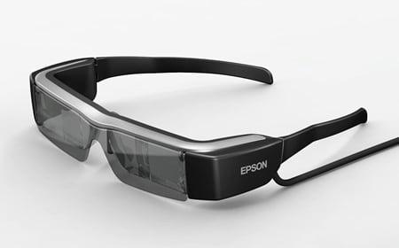 Anche Epson progetta i suoi Glass  1