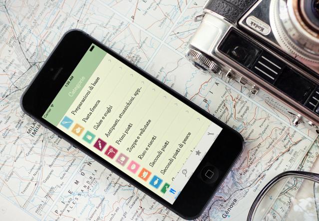 "Importante update per "" Le ricette di Martina"" per iOS 1"