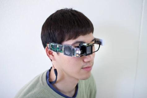 K-Glass: i concorrenti dei Google Glass, molto più performanti 1