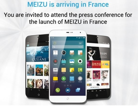 Meizu in Europa dal 6 marzo 1