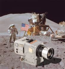 Venduta la fotocamera dell'Apollo 15! 1