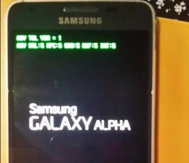 News per il prototipo del Samsung Galaxy Alpha 1