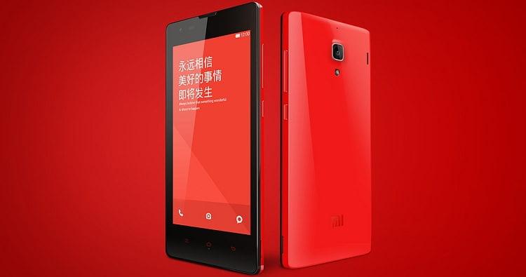 Video recensione Xiaomi Hongmi 1S  1
