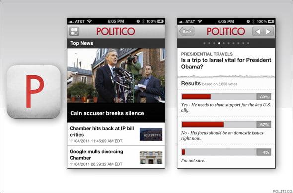 La politica si fa con le App 1