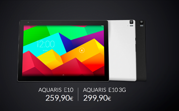 Bq presenta i suoi nuovi smartphone e tablet 1