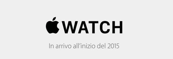 AppleWatch: il suo arrivo forse non e' cosi lontano 1