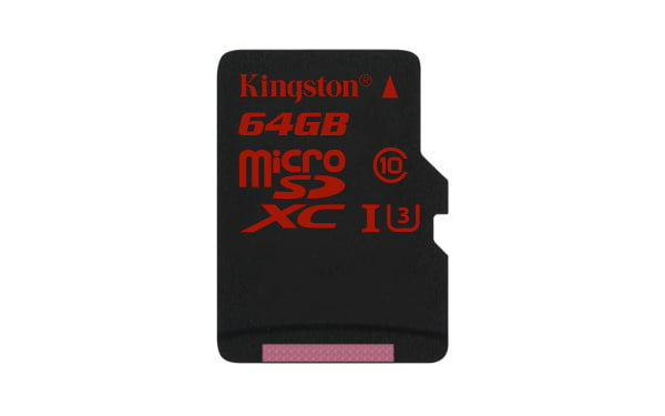 Kingston Digital presenta la microSD ultra veloce 1