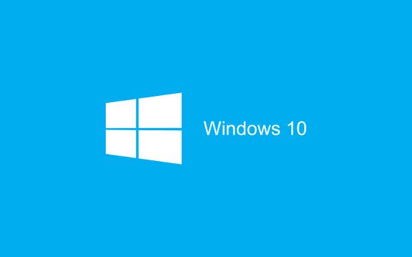Oggi è il gran giorno: Windows 10 1