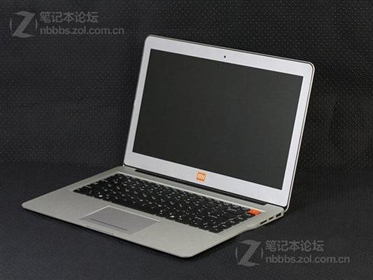 Notebook Xiaomi? Un Fake! 1