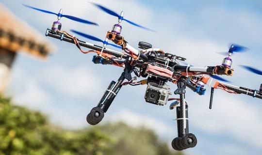 L'investigatore ti spia con il drone 1