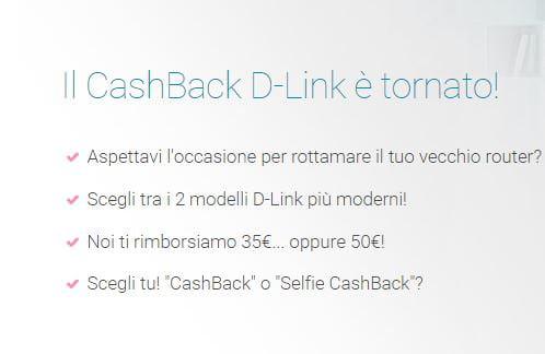 D-Link rimborsa fino a 50€ per l'acquisto di un nuovo modem router WiFi AC 1