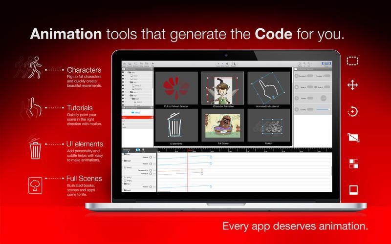 """Core Animator: """"animare"""" codice diventa facile su Mac 2"""